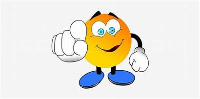 Pointing Finger Cartoon Emoji Hand Clipart Transparent