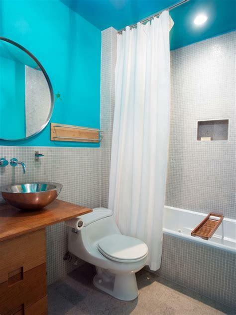 banos de color los tonos ideales  el cuarto de bano