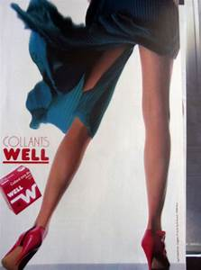 Bas Et Collant : 68 best bas et collants images on pinterest 1980s ad campaigns and advertising campaign ~ Medecine-chirurgie-esthetiques.com Avis de Voitures