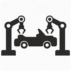 Assembly, car, robot, toy, vehicle icon   Icon search engine