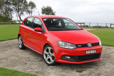 volkswagen golf gti 2013 2013 volkswagen polo gti review caradvice