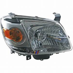 New Front Right Headlight Lamp For Mazda Bt