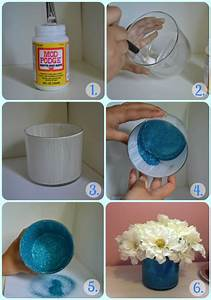 17 Creative DIY Vases to Hold Flowers - Pretty Designs