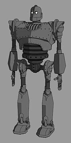 Iron Giant | Heroes Wiki | FANDOM powered by Wikia
