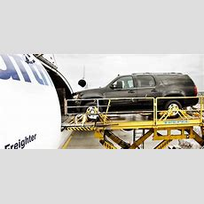 How Much Does It Cost To Ship A Car Via Airline?  Prices & Rates