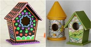16 Super Cute Birdhouse Ideas for Your Garden