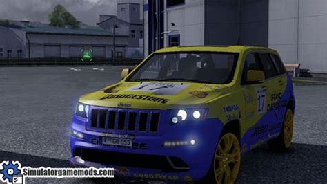 jeep rally car jeep grand cherokee rally car simulator games mods download
