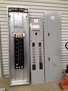 Ge Breaker Box - 42 Pole - 3 Phase   600v
