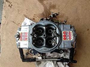 LS3 Vic Jr carb intake, Holley Pro Systems 950, MSD 6LS ...