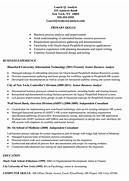 10 Business Analyst Resume Secrets You Need To Know Resume Rodney Matejek Bi Professional Business Intelligence Resume Sample Resume Business Intelligence Consultant Writing