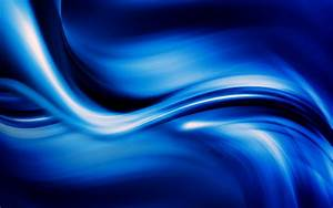 Download, Wallpapers, Blue, Waves, 4k, Abstract, Waves, Blue