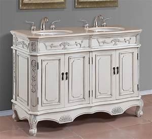 48, Inch, Double, Sink, Bathroom, Vanity, U2013, Homesfeed