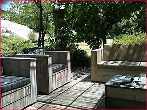 Canape De Jardin Bois : canape canape exterieur bois luxury salon de jardin en ~ Premium-room.com Idées de Décoration