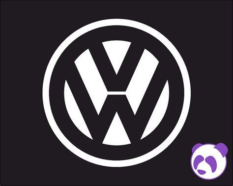 volkswagen logo vector volkswagen logo 2013 geneva motor show