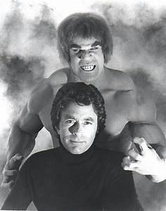Bill Bixby and Lou Ferrigno 1979 | B & W Photos