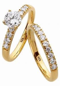 Ringe Auf Rechnung : set ringe mit zirkonia online kaufen otto ~ Themetempest.com Abrechnung