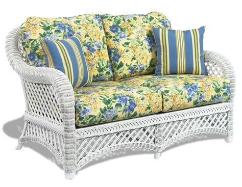 Wicker Loveseat Cushions by Wicker Loveseat Cushions