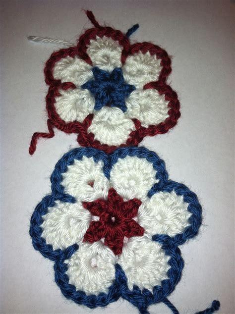 ermas inspiration   fashioned flower crochet pattern