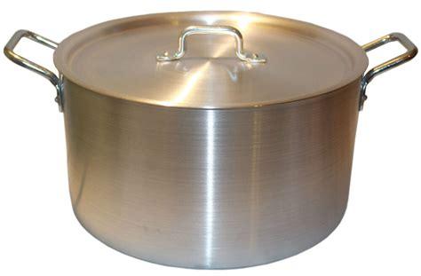 large aluminium cooking saucepan stock stew soup casserole catering pan pot ebay