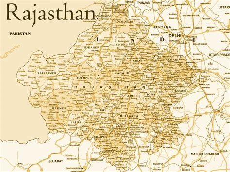 rajasthan rajasthan map rajasthan tourism february