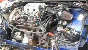 Ford Mondeo St220 Duratec 3 0l V6 First Startup After