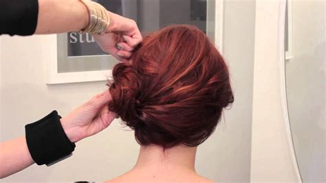 Wedding Hairstyles With Side Buns
