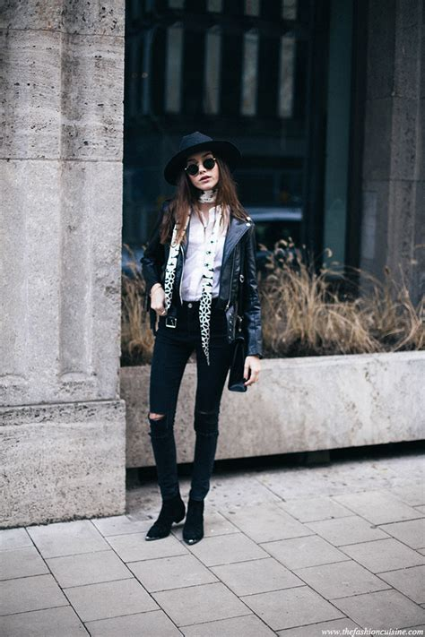 Glam Style by The Coolest Way To Wear A Fringe Jacket The Fashion Cuisine
