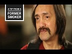 "CDC: Tips From Former Smokers - Michael P.: ""My body screamed for air!"" - YouTube"