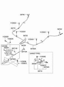 597502b000 - Hyundai Cable Assembly