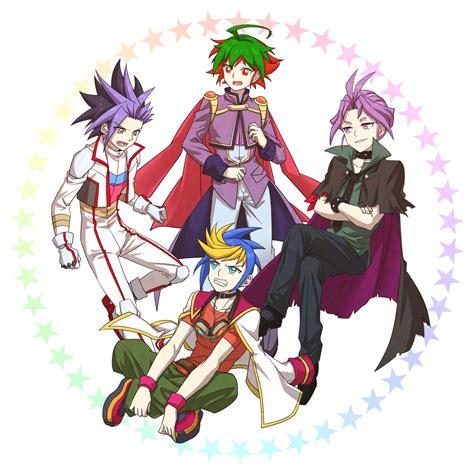 arc gi oh yuto yu yugioh yuri zerochan cosplay yuya team sakaki anime pixiv ute quest alternate universe goggles thread