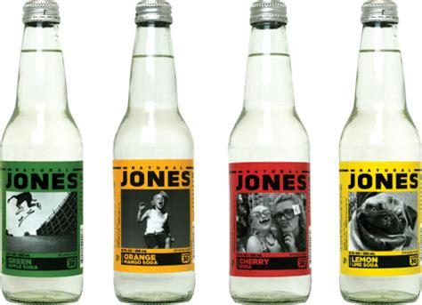 Jones Soda Co. Launches Natural Jones Soda in California ...