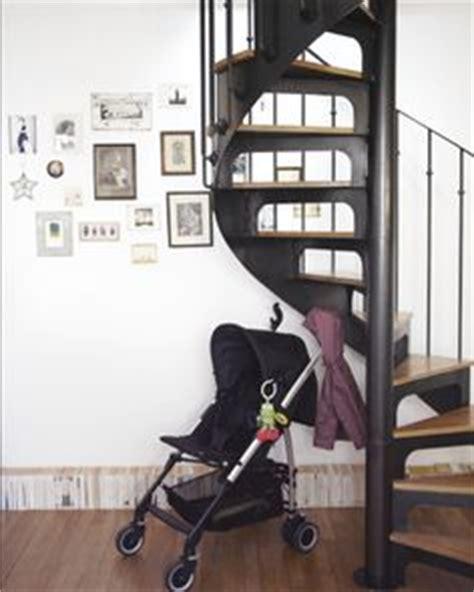 escalier colimaon 2 niveaux stairs