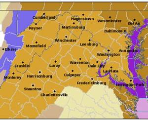 High wind warning issued; widespread power outages ...