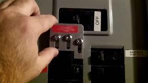 How To Install A Generator Interlock Switch