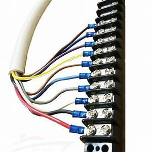 Caterpillar Engine Instrument Panel