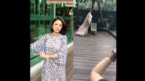 Ini Baju Muslim Leopard Jualan Nikita Mirzani Bulan Puasa