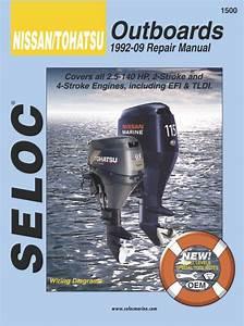Nissan Tohatsu Outboard 1992