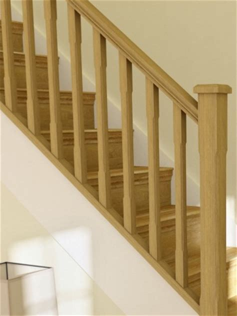 Stair Banister Kit by Stair Refurbishment Kits Update Your Stairs 2019 Uk