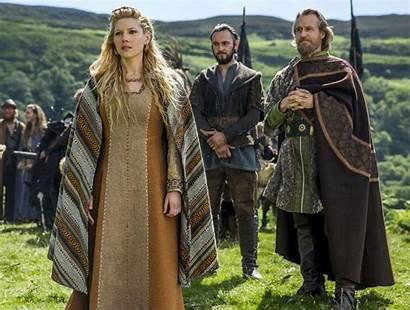 Vikings Lagertha Katheryn Winnick King Collider Season