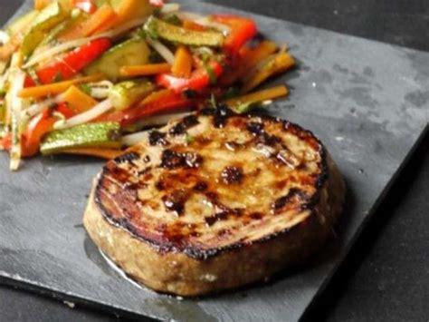 cuisiner steak de thon les meilleures recettes de steak et thon
