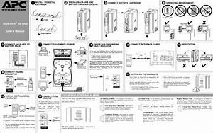 Apc Xs 1500 Bx1500bp En Rev01 User Manual To The E2f62543