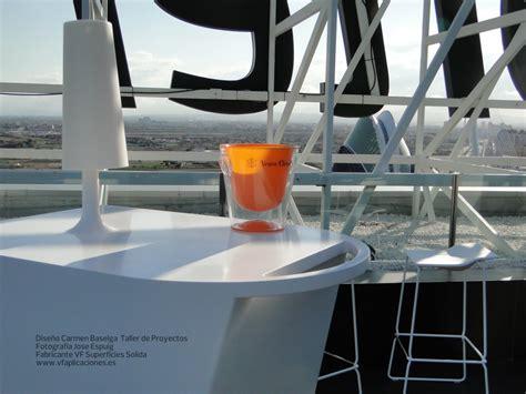 barra restaurante vertical hoteles vf superficies