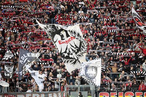 Darmstadt Hält An Aufenthaltsverbot Für Eintrachtfans