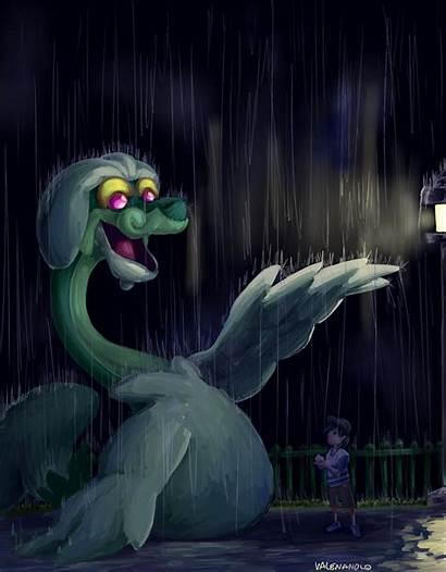 Drampa Pokemon Dragon