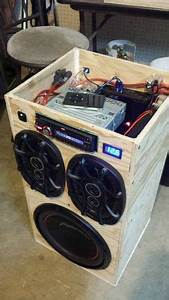 Bluetooth Box Selber Bauen : 15 speaker box google search car audio pinterest lautsprecher lautsprecher boxen und boxen ~ Watch28wear.com Haus und Dekorationen