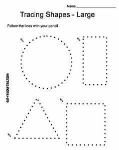 age group 2 4 ela616 copy a horizontal line ela617 With shape tracing templates
