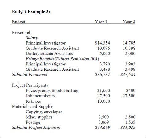 travel budget templates  google docs google