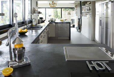 refaire un plan de travail cuisine refaire plan de travail cuisine avec béton ciré mercadier