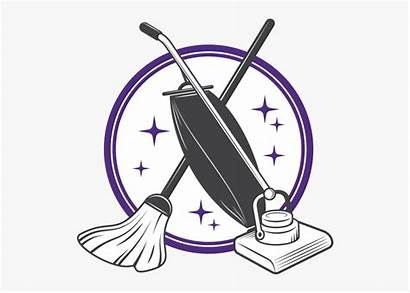 Cleaning Vacuum Lady Clipart Clip Mop Cleaner