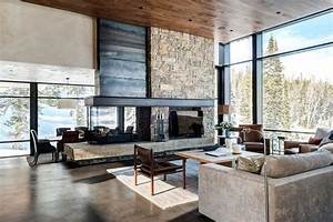 Mountain, Modern, By, Pearson, Design, Group
